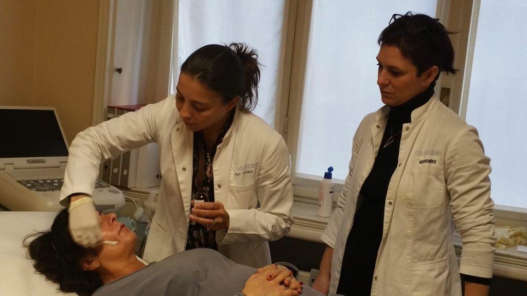 medicina estetica: trattamento peeling